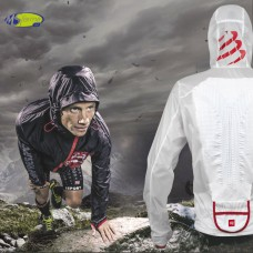 CORTAVIENTOS HURRICAN JACKET COMPRESSPORT