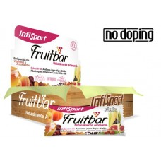 BARRITA ENERGRTICA INFISPORT FRUIT BAR 40g
