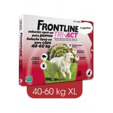 FRONTLINE TRI-ACT PERROS 2-5Kg 3 pipetas