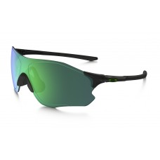 GAFA OAKLEY EV ZERO PATH POLISHED BLACK / JADE IRIDIUM POLARIZED (9308-08)