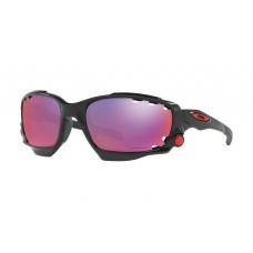 GAFA OAKLEY RACING JACKETMATTE BLACK w/ PRIZM ROAD (9171-37)