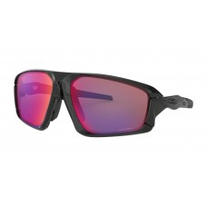 GAFA OAKLEY FIELD JACKET POLISHED BLACK w/ PRIZM ROAD (9402-01)