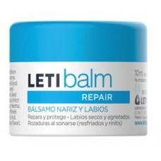 LETIBLAM BALSAMO REPARADOR NARIZ Y LABIOS TARRO 10mL
