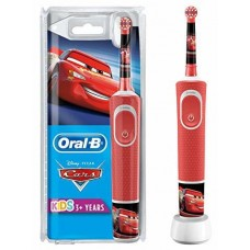 CEPILLO DENTAL ELECTRICO RECARGABLE INFANTIL ORAL-B CARS