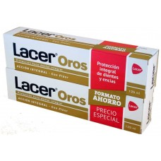 LACER OROS 2X125ML PASTA DENTAL