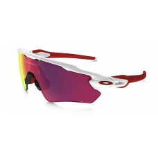 GAFA OAKLEY RADAR EV PATH POLISHED WHITE w/ PRIZM ROAD (9208-05)